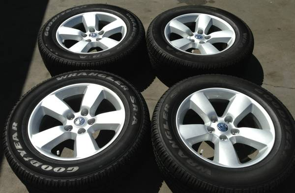 NEW DODGE RAM 1500 20 TIRES AND RIMS OEM TAKEOFFS - $1150 (San antonio)