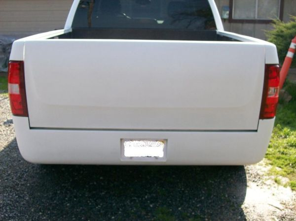 Steel Roll pan for your TRUCK (REAR BUMPER) - $125 (South Austin)