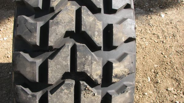 GOODYEAR 37x12.5x16.5 HUMMER MILITARY OZ Tires - $225 (New BraunfelsBlanco)