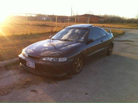 Stolen 98 Integra Gsr with Type R Front end - $1 (Sa)