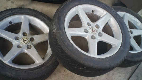 rsx rims - $275 (downtown)