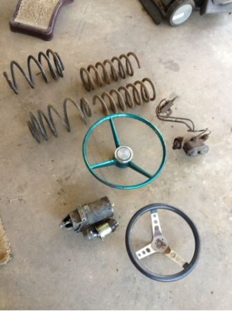 70s chevy parts c10 sbc (410 nacogdoches )