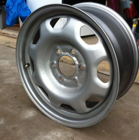 2010 Stock F150 17 RIMS - $120 (Southside)