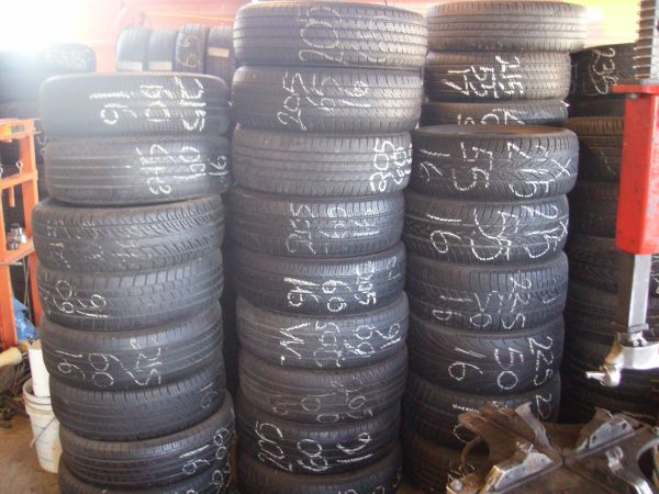 used tires 16 inch car suv only - $30 (1802 N ALAMO)