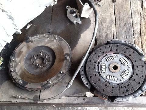 99- 04 mustang gt Ford Motorsport cobra clutch and resurfaced fly whee - $135 (satx)
