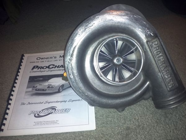 D1 Procharger Supercharger  Forged 383 Stroker SBC Rotaing Assembly - $3500 (NW San Antonio)