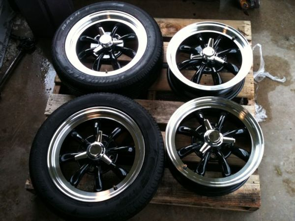 15 Empi 8 spoke wheels - $300 (Nwsa)