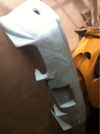 300 zx  aftermarket bumper Nissan jet fire style  - $95 (San Pedro Ave.)