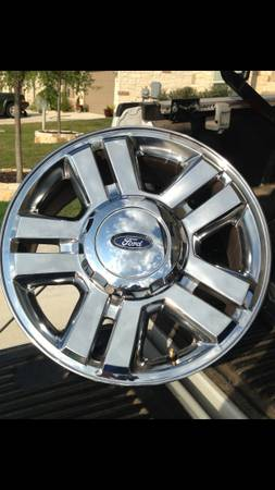 2008 Ford Lariat 18in Stock Rims (New Braunfels)