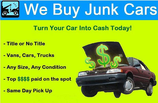 I PAY CASH  for junk cars or trucks   we come get them you get    CASH