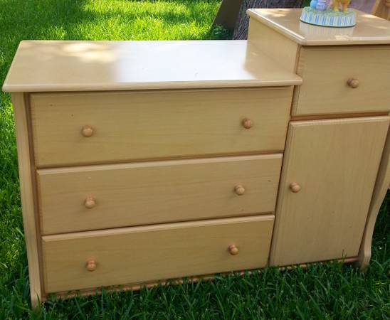 Baby furniture - $400 (North Star Mall)