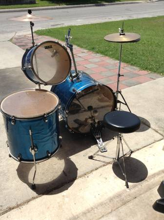 Peace Drum set for sale - $100 (NW1604)