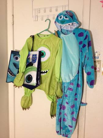 Halloween Costumes for kids - $8 (Walzem, San Antonio)
