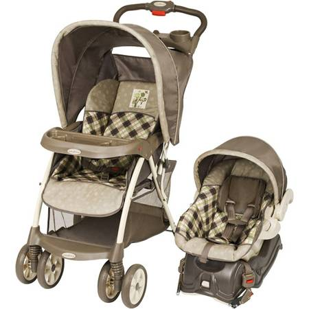 Baby trend stroller carseat combo for sale