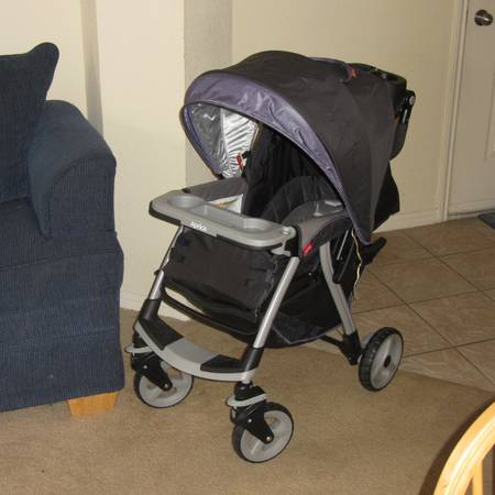 Aprica Travel System for Baby - $145 (Hamilton Wolfe and Babcock)