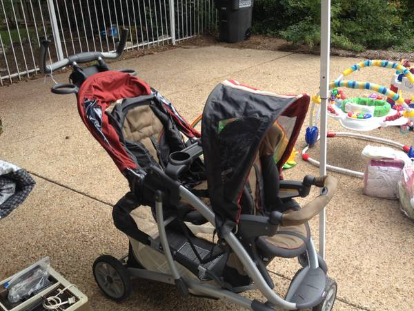 Graco Quattro Tour Duo Stroller - $70