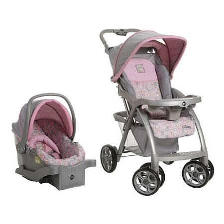 Safety 1st Disney Winnie the Pooh Travel System JJ Cole Body Support - $60 (North Central )