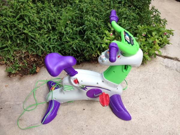 Fisher Price Smart Cycle - $15 (Central San Antonio)