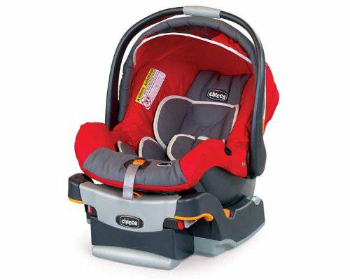 Chicco Car Seat Base In Accident