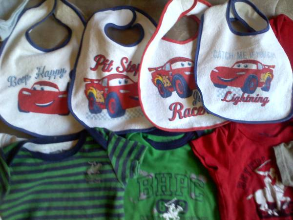 36 month good baby clothes polo, ecko, jordan, ect - $20 (eastside of s.a)