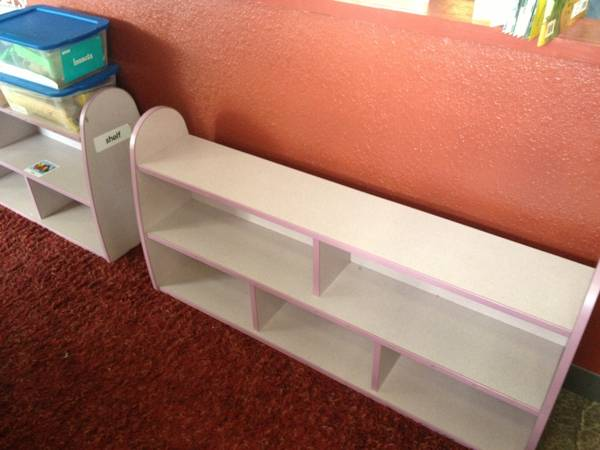 Daycare Furniture Tables Bookshelf Cubbies (North Central )