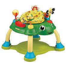 Kolcraft TurtleTot Activity Center - Green
