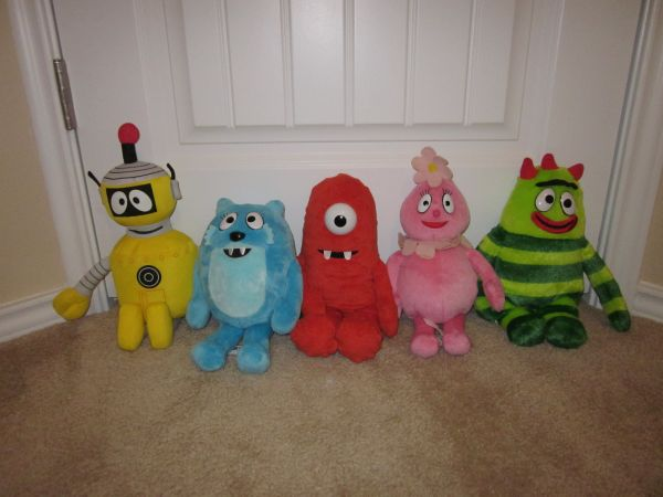 Yo Gabba Reduced Complete Set Gab N Sing - $175 (NE SA)