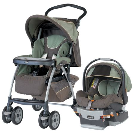 Used Chicco Travel System For Sale