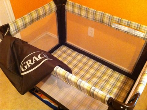Graco Pack N Play - $40 (PotrancoMarbach1604)