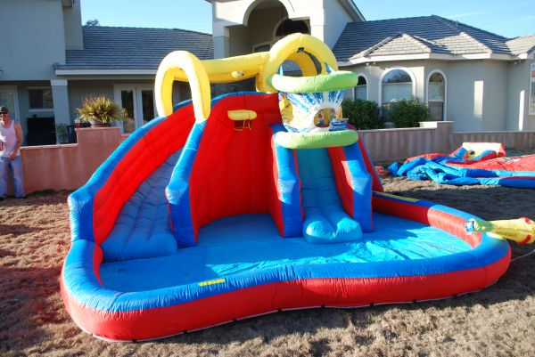 PARTY WATER SLIDES FOR RENT CALL NOW TO RESERVE YOURS. $175 - $175 (SAN ANTONIO)