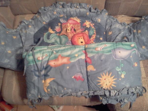 Baby Boy Lot For Sale or Trade BEDDING BLANKETS AND MORE (City Base area)