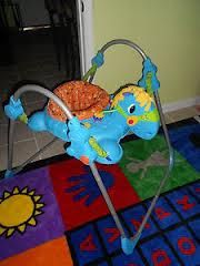 ______Fisher-Price Galloping Fun Jumperoo - $35 (south)