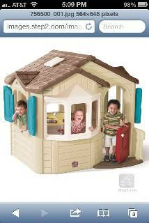 Step 2 Two Welcome Home Playhouse play house - $280 (Schertz )