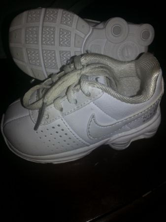 Baby Jordans and Nike shoes - $10 (sw)
