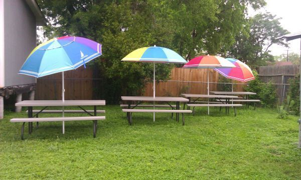 PARTY SPECIALS BEAT THE HEAT W SHADE last minute o.k. - $1 (San Antonio surrounding)