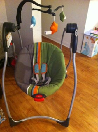 Graco baby swing - $30 (NeSA 78217)