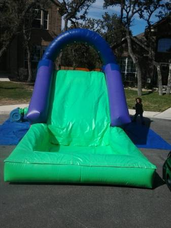 Party Rental Waterslides, Moonbounce,  Tbls Chairs and more - $1 (San antonio )