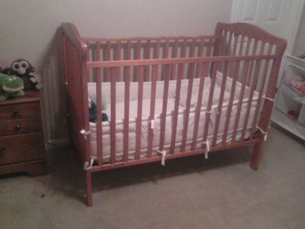 Crib for sale - $65 (Laurel Mountain Ranch )