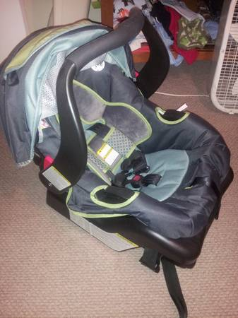 NEW CAR SEAT AND CARRIER AND MORE - $50 (NW)