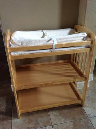 Evenflo Changing Table Contour Changing Pad 3 Changing Pad Covers - $55 (San Antonio - Stone Oak - 281Evans)