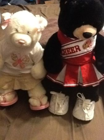 Build a BearDressed with shoes 3 boys 3 girls $15 Each - $15 (Southeast)