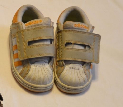 Little Boys Shoes - size 8 - 2 pair - $8 (NW San Antonio Sea World area)