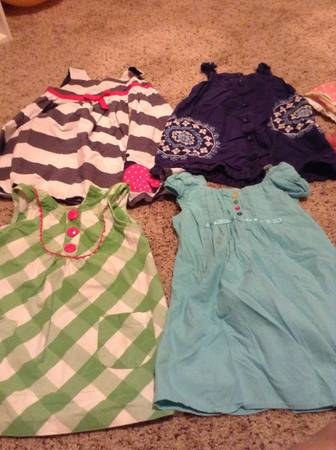 2T GIRLS Gymboree GAP,old navy,Carters, target brand cute clothes - $80 (1604 i10)