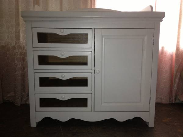 DresserChanging Table Baby Furniture - $200 (San Antonio)