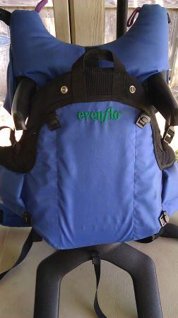 EVENFLO TRAILBLAZER HIKING BABY CARRIER - $20 (Windcrest  Converse area)