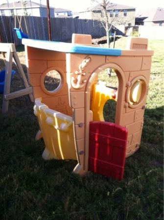 Little Tikes Boat For Sale