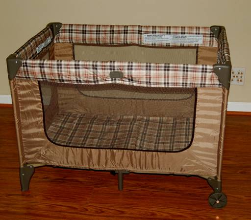 Cosco Portable Playpen Pack N Play - $25 (Cibolo)
