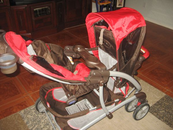 Graco Quattro Tour Duo Stroller - $115 (1604 and Culebra)