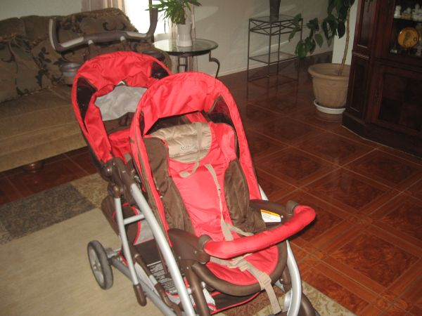 Graco Quattro Tour Duo Stroller - $120 (1604 and Culebra)