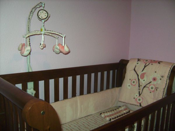 Baby Nursery furniture - $1000 (Natalia, TX)